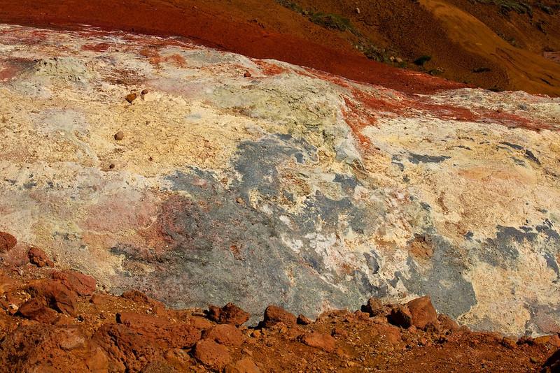 """Geothermalgebiet Seltún, Island<br /><br />  <br /><br />  - mehr dazu im Blog: <a href=""""http://arnohelfer.wordpress.com/2013/07/14/island-10-tage-10-bilder/"""">Island - 10 Tage, 10 Bilder</a>"""