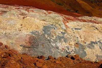 Geothermalgebiet Seltún, Island    - mehr dazu im Blog: Island - 10 Tage, 10 Bilder