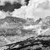 """Paternkofel - Dolomiten, Südtirol, Italien<br /><br />  Paternkofel - Dolomites, South Tyrol, Italy<br /><br /> - mehr dazu im Blog: <br /><a href=""""http://arnohelfer.wordpress.com/2013/02/24/dolomiten-in-schwarzweis/"""">Dolomiten in Schwarzweiß</a><br />"""