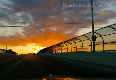 Lav Vegas Sunset