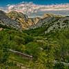 Paklenica Nationalpark - Kroatien