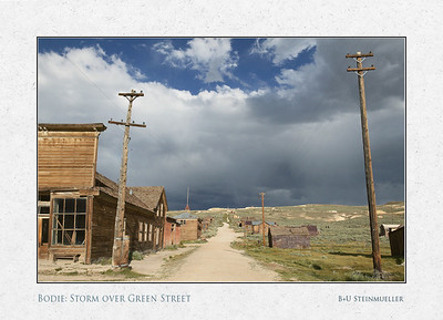 Bodie: Storm over Green Street