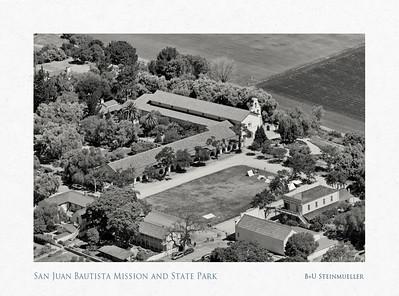 San Juan Bautista Mission and State Park