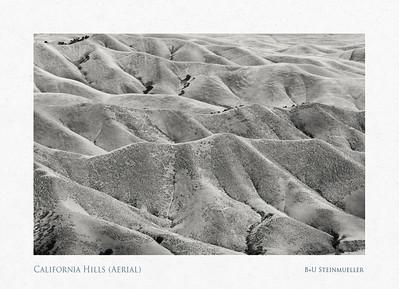 California Hills (Aerial)