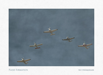 Plane Formation