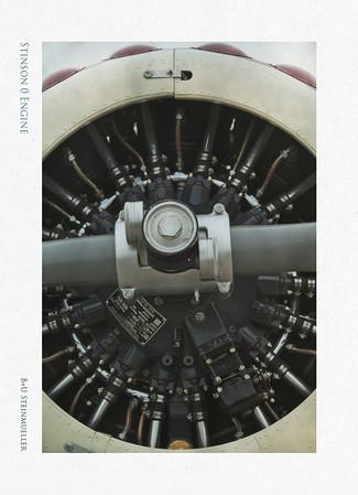 Stinson 0 Engine