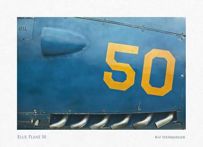 Blue Plane 50