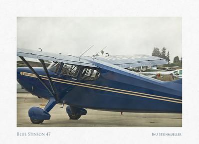 Blue Stinson 47