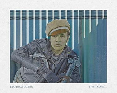 Brando at Corbin