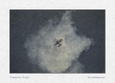 Tumbling Plane