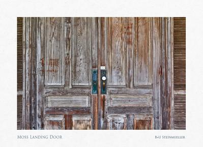 Moss Landing Door