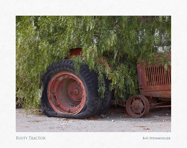 Rusty Tractor