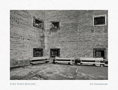 Fort Point Benches
