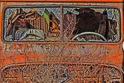 Grunge Truck