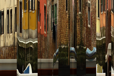 Slit Scan (from movie by Filippo Chiesa)