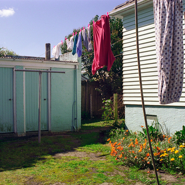 "TK Flats 104.jpg<br /> 1 x 10.8 x10.8cm/4x4"" in stock<br /> 0 x 15x15cm/6x6"" in stock<br /> Series taken in Housing Corp Pensioner Housing in Ponsonby Auckland in 1996/97."