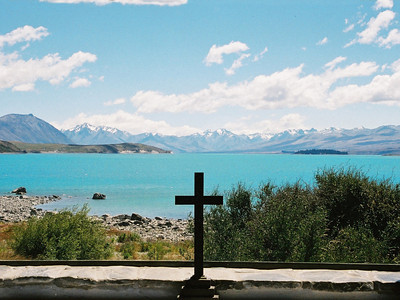 "TSS LakeTekapo 001.5.jpg 0 15x20cm/6x8"" in stock Lake Tekapo South Island New Zealand"