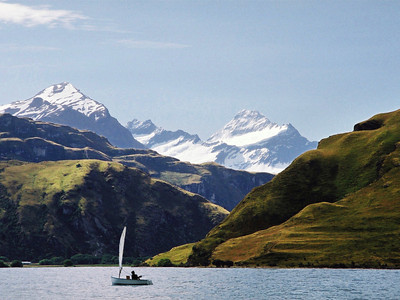 "TSS LWanaka MtAspiring 002.5.jpg 0 15x20cm/6x8"" in stock Lake Wanaka and Mt Aspiring South Island New Zealand"