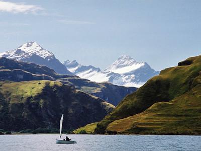 "TSS LWanaka MtAspiring 002.5.jpg 0 15x20cm/6x8"" in stock Lake Wanaka and Mt Aspiring South Island New Zealand"
