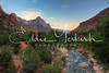 The Watchman at Zion National Park