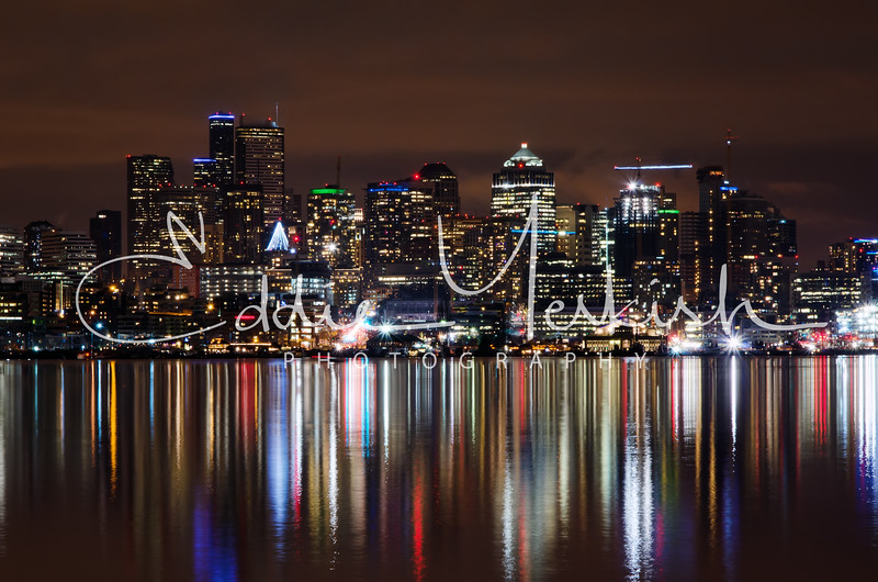 Reflections In Seattle