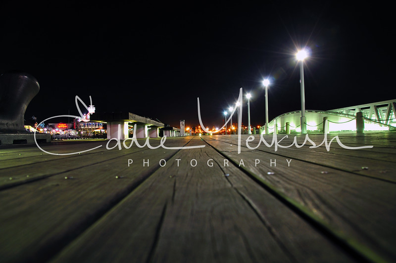 From a Pier's Perspective