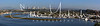 Newport Beach Back Bay Panorama