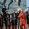 Turkish musicians at the Anzac Day Commemorations, Gallipoli Peninsula, Turkey, 2011. Credit: Ministry of Foreign Affairs and Trade