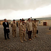 Prime Minister John Key visits NZ troops at the NZ Provincial Reconstruction compound in Bamiyan, Afghanistan. Credit: New Zealand Ministry of Foreign Affairs and Trade