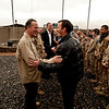 Prime Minister John Key visits NZ troops and Ministry of Foreign Affairs and Trade staff at the NZ Provincial Reconstruction compound in Bamyan, Afghanistan. Credit: New Zealand Ministry of Foreign Affairs and Trade