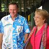 Prime Minister John Key meets with UN Women Executive Director Michelle Bachelet at the Pacific Islands Forum in the Cook Islands, 2012. Credit: New Zealand Ministry of Foreign Affairs and Trade