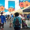 Stalls at the Pacific Showcase 2013. Credit New Zealand Ministry of Foreign Affairs and Trade