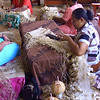 Women weaving traditional mats, Samoa. Credit: New Zealand Ministry of Foreign Affairs and Trade