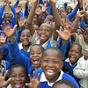 Children at Mutare Primary School, Eastern Zimbabwe. Credit: New Zealand Ministry of Foreign Affairs and Trade