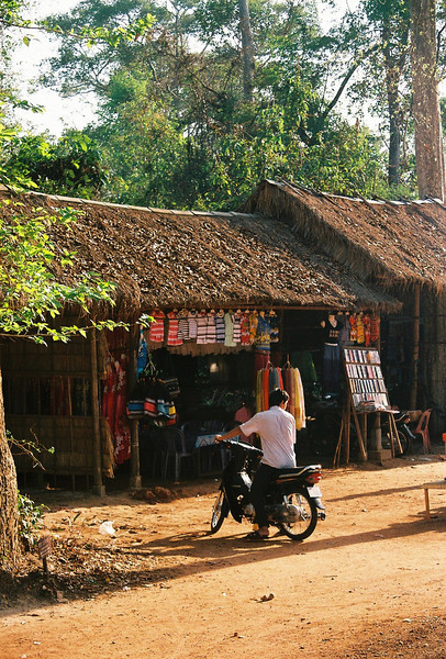 Rural roadside market, Cambodia. Credit: New Zealand Ministry of Foreign Affairs and Trade