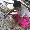 Weaving traditional mats and baskets for selling in markets, Cambodia. Credit: New Zealand Ministry of Foreign Affairs and Trade
