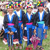Local children in traditional costume at an official occasion, Lao PDR. Credit: New Zealand Ministry of Foreign Affairs