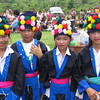 Local children in traditional costume at an official occasion. Credit: New Zealand Ministry of Foreign Affairs and Trade