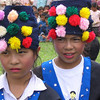 Local children in traditional costume at an official occasion, Lao PDR. Credit: New Zealand Ministry of Foreign Affairs and Trade
