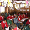 A primary school in Lukla, Nepal. The Himalayan Trust has provided teaching materials. Credit: New Zealand Ministry of Foreign Affairs and Trade