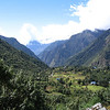 View from Lukla. Credit: New Zealand Ministry of Foreign Affairs and Trade