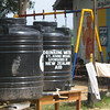 Drinking water at the Internally Displaced Persons (IDP) St John's Centre, Batticaloa, Sri Lanka, 2007. Credit: New Zealand Ministry of Foreign Affairs and Trade