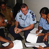 NZ Police and Community Policing Training workshop in Suai, Timor-Leste. Credit: New Zealand Ministry of Foreign Affairs and Trade