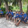 Mitiaro - eastern outer island, Cook Islands school children. Credit: New Zealand Ministry of Foreign Affairs and Trade