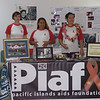 Pacific Islands AIDS Foundation (PIAF) stand represented at the Cook Islands Constitution Day. Credit: New Zealand Ministry of Foreign Affairs