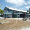 Tauhunu Cyclone Centre, Cook Islands, after repairs and upgrading. Credit New Zealand Ministry of Foreign Affairs and Trade