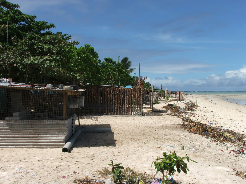Beachfront in Fiji. Credit: New Zealand Ministry of Foreign Affairs and Trade