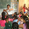 Fijian kindergarten children and their teacher. Credit: New Zealand Ministry of Foreign Affairs and Trade