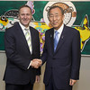 Prime Minister John Key and United Nations