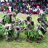 Boys in traditional costume perform at a school graduation in Savon, Hahon district, Papua New Guinea. Credit: New Zealand Ministry of Foreign Affairs and Trade